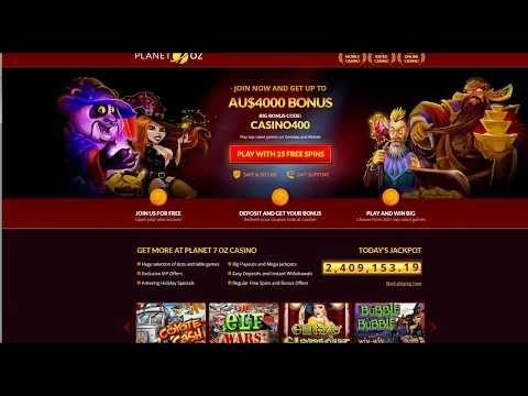 Planet 7 Oz Casino Deposit Bonus Codes Casino Coding Deposit
