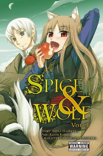Spice and wolf vol 1 manga by keito koumehttpamazon spice and wolf vol 1 manga by keito koumehttpamazondp0316073393refcmswrpidpk1umsb1e8gc44n1m spice and wolf pinterest fandeluxe Image collections