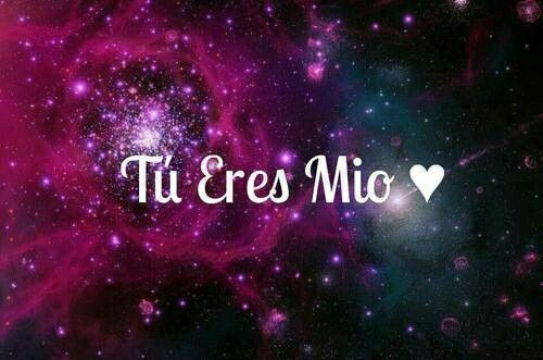 Mio Fyi Amor Mio I Love My Hubby Spanish Quotes Special Quotes