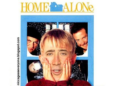 Nicolas Cage Is Everyone   Submitted by my pal Justin Holt who also screams when he puts on ...