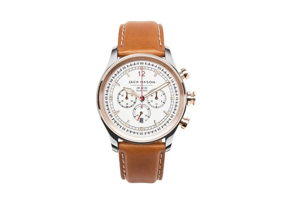 Jack Mason Brand JM-N102-104 Nautical Chronograph Watch
