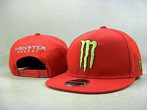 Gorras Monster Energy Snapback 0010
