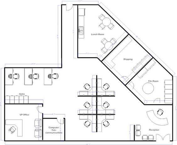 office layouts small offices makeshift open office layout more business office floor plans home office layout