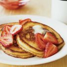 Try the Lemon-Ricotta Pancakes Our families favorite weekend breakfast.