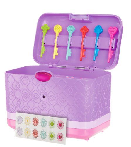 Toys For Tweens : This voice activated keepsake box for girls is awesome