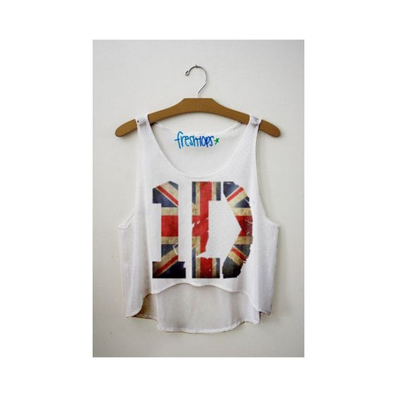 Tumblr ($23) ❤ liked on Polyvore featuring tops, one direction, shirts, fresh tops, tank tops and shirts & tops