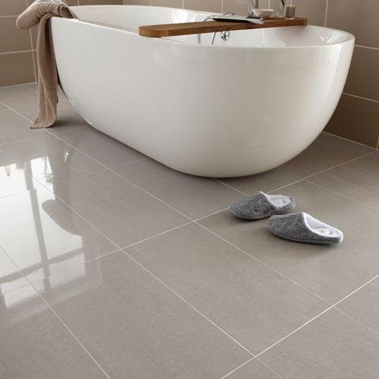 Bathroom Tile Designs Photo Gallery: Regal Porcelain From Topps Tiles