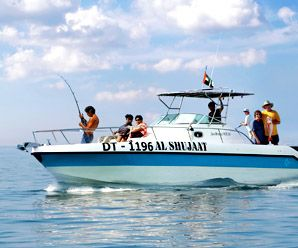 Fishing in Dubai is our specialty, we do daily exclusive and shared Deep Sea Fishing in Dubai trips from Dubai Marina Yacht Club, book fishing in Dubai Trip with us