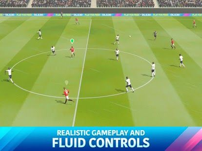 Dream League Soccer 2020 Dls 20 Apk Mod Obb Data For Android 12 League League Gaming Soccer