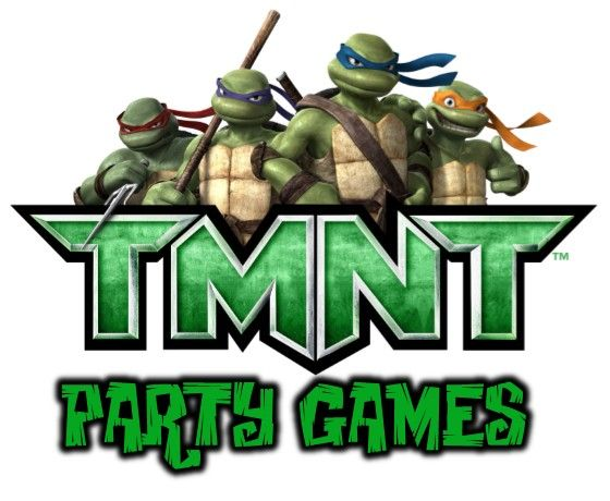 Tmnt Party Games From Queen Of Theme Party Games