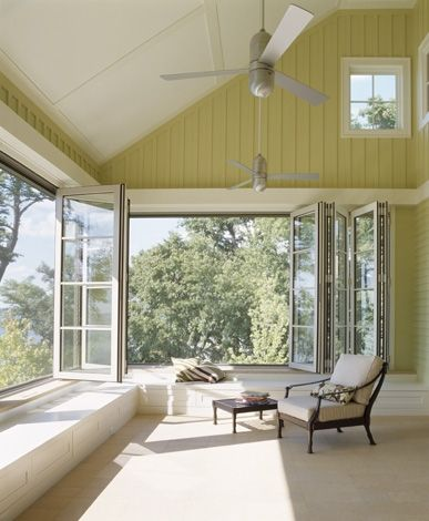 HUGE windows that open WIDE