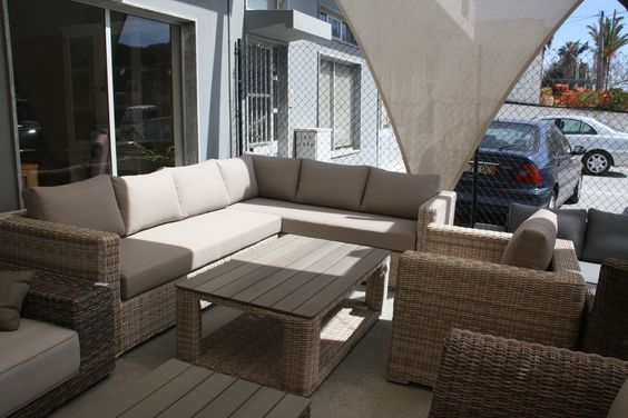 #loungeset #lounge #set #furniture #garden #wicker #rattan #portugal #design