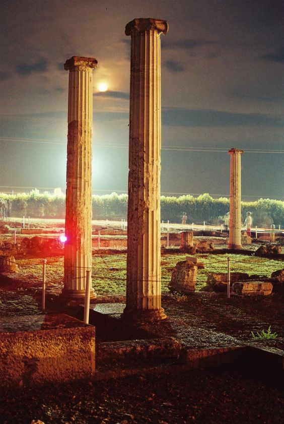 Ancient Pella, Macedonia  Wow! I think my head would just explode.