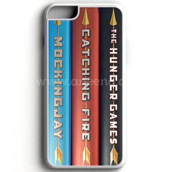 The Hunger Games Trilogy iPhone 7 Case | aneend