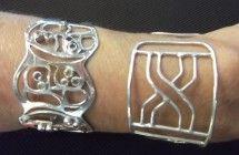 bracelets patrimonio artistico español Gaudi y Nazarí