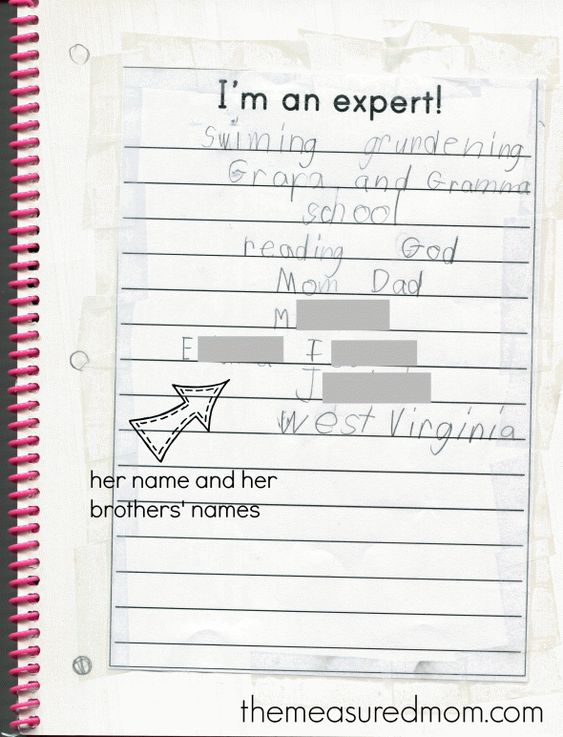 Teaching students to write. Who do you consider the experts to be?