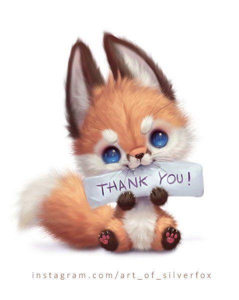 Silverfox On Twitter Cute Cartoon Animals Baby Animal Drawings Cute Baby Animals