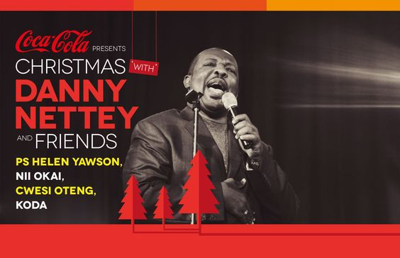 Danny Nettey And Friends Live At La Palm This Christmas