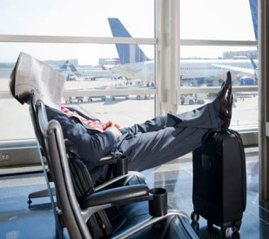"""Tips to get rid of jet lag or """"desynchronosis"""""""