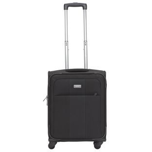 Buy Antler Salisbury 4 Wheel Soft Suitcase - Black at Argos.co.uk ...