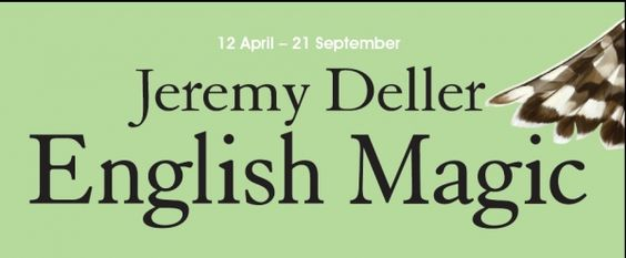 English Magic exhibition at The Bristol Museum and Art Gallery by Jeremy Deller