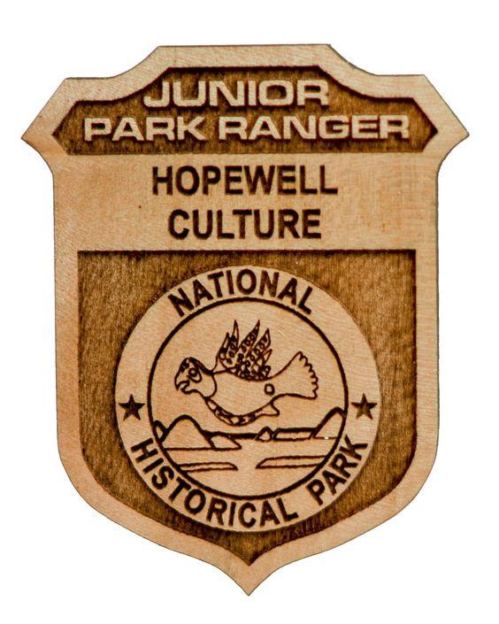 National Park Junior Ranger Badge