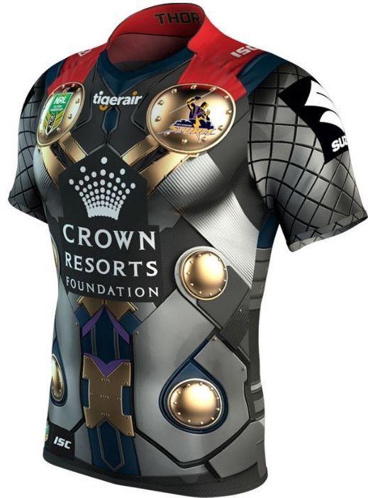 Melbourne Storm Rugby Camisetas De Rugby Camisetas Rugby