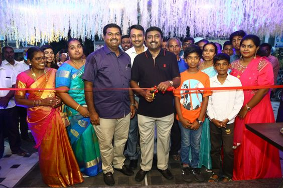 Grand Opening of Food Court by Coffee House A new hangout spot at West Mambalam