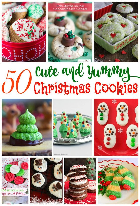 Looking for some yummy Christmas cookies recipes? Some of the best parts of the Christmas and holiday season are all of the great desserts and treats we get to eat. From grandma's classic cookies t...