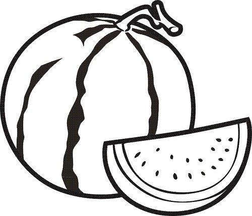 Dibujos E Imagenes De Frutas Para Colorear E Imprimir Gratis Para Ninos Fruit Coloring Pages Coloring Pages To Print Star Coloring Pages