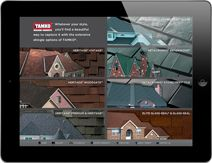TAMKO Shingle Styles - available on the App Store
