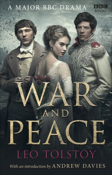 It might be a bit of a cliché, but WAR AND PEACE by Leo Tolstoy is definitely one of our #ReadingGoals. If you loved the most recent BBC adaptation of this classic over Christmas, this might be one for you too.