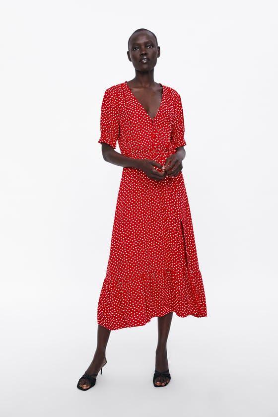 28++ Red polka dot dress ideas