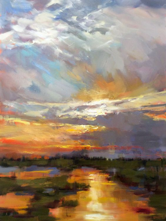 Rick Reinert Art Works Skyscape Art Art Art Works
