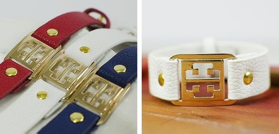 Fourth Of July Leather Bracelets! Great Color Options!