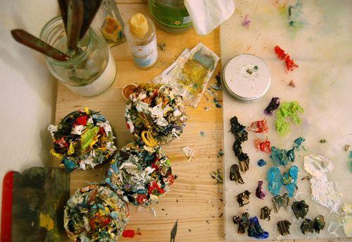 Beautiful Art Studio