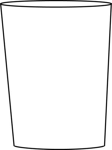 Clip Art Glass Cup – Cliparts
