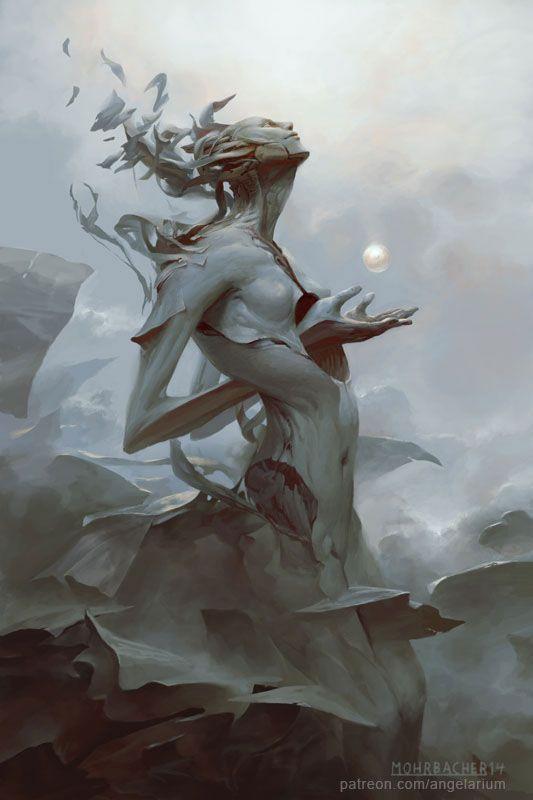 Angelarium: Emanations on Character Design Served