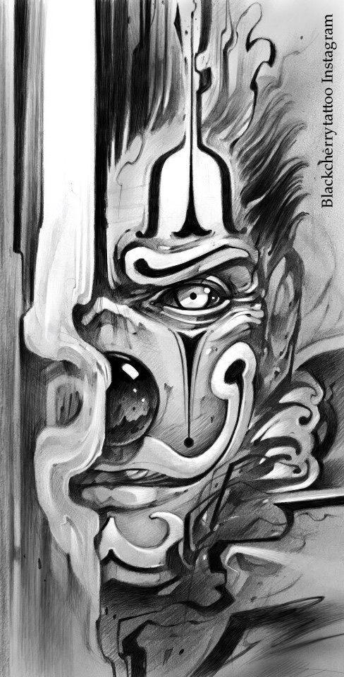 Blackandwhite Kunst Mit Tinte Inspirierende Kunst Wallpaper Bilder