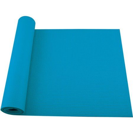 Lotus 3mm Yoga Mat, Blue