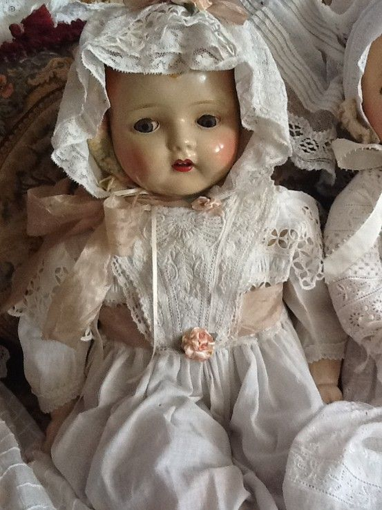 Big Antique doll!: