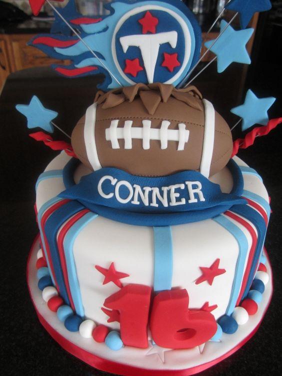 titans cake