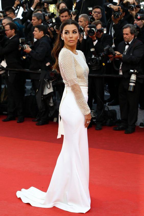 Festival de Cannes : la robe de Eva Longoria