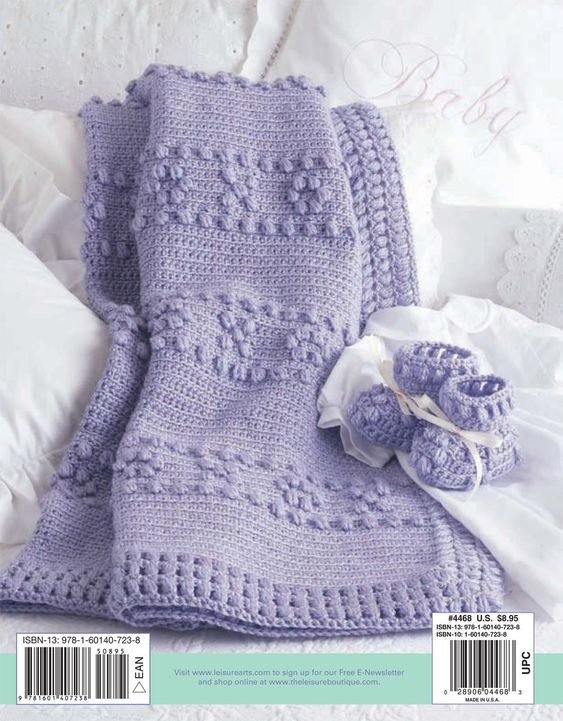 Hugs And Kisses Crochet Baby Blanket Pattern : Pretty patterns, The pretty and Shower gifts on Pinterest
