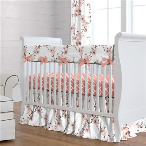 Buy Modern Baby Woodland Crib Bedding Crib Bedding Girl Baby Crib Sets Baby Girl Crib