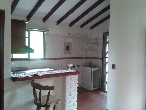 Cocina con barra cocinas pinterest - Cocinas con barra ...