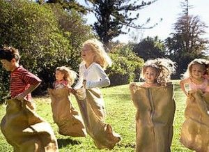 interesting Outdoor_party_games_kids