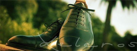 DELCROS Chaussures de luxe pour hommes prêt à porter et sur mesure