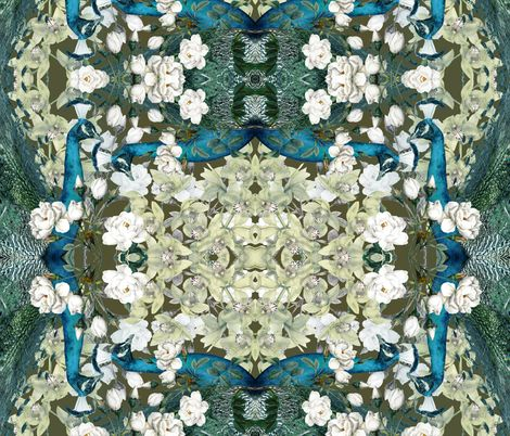 botanist 10 fabric by kociara on Spoonflower - custom fabric