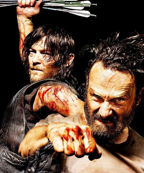 Rick y Daryl 40a737d39daf35359d32a9c3ad77a408